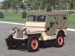 Willys-Overland CJ-2A 1945 года